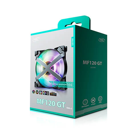 Deepcool MF120 GT Case Fan Deepcool MF120 GT Case Fan 10