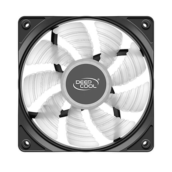 Deepcool RF 120 W High Brightness Case Fan with Built-in White LED Deepcool RF 120 W High Brightness Case Fan 02