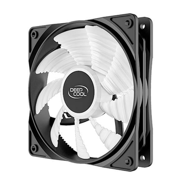 Deepcool RF 120 W High Brightness Case Fan with Built-in White LED Deepcool RF 120 W High Brightness Case Fan.jpg 01