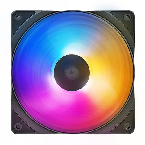 Deepcool RF120FS Case Fan Deepcool RF120 FS 3 in 1 Case Fan 02