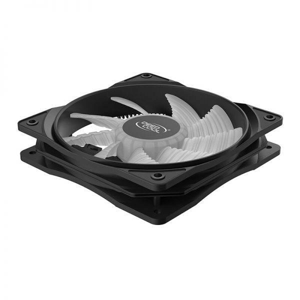 Deepcool RF120R High Brightness Case Fan with Built-in Red LED Deepcool RF120R High Brightness Case Fan 04