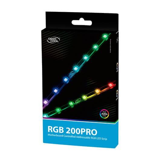 Deepcool RGB200Pro Led Strip Deepcool RGB200Pro Led Strip 06