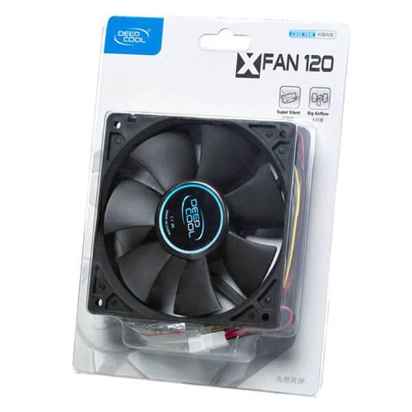 Deepcool XFAN 120 Cooling Fan Deepcool XFAN 120 Cooling Fan 02
