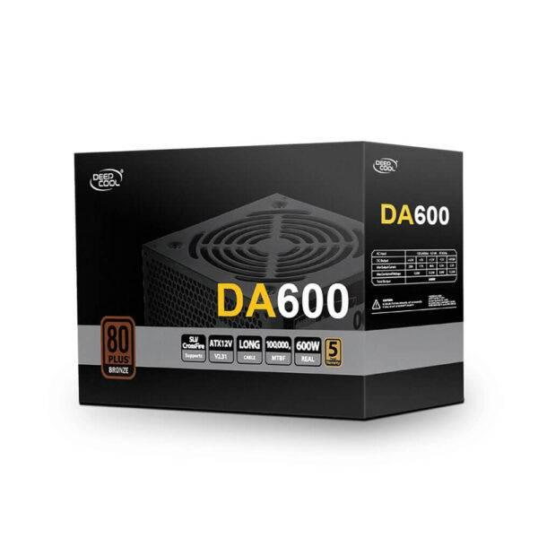 Deepcool DA600 Gaming Power Supply