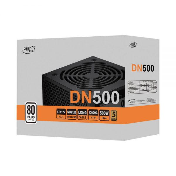 Deepcool DN500 Gaming Power Supply DN500 4