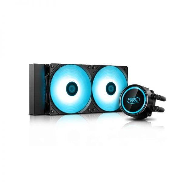 Deepcool GAMMAXX L240T BLUE Cpu Liquid Cooler