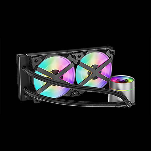 Gamerstorm CASTLE 240EX RGB CPU Liquid Cooler