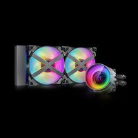 Gamerstorm CASTLE 240EX RGB CPU Liquid Cooler