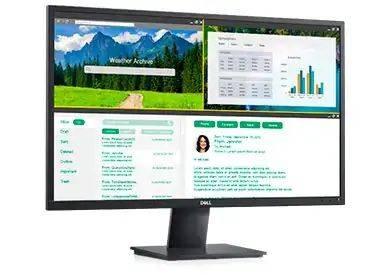 Dell 27 Monitor - E2720H e2720h monitor module 2