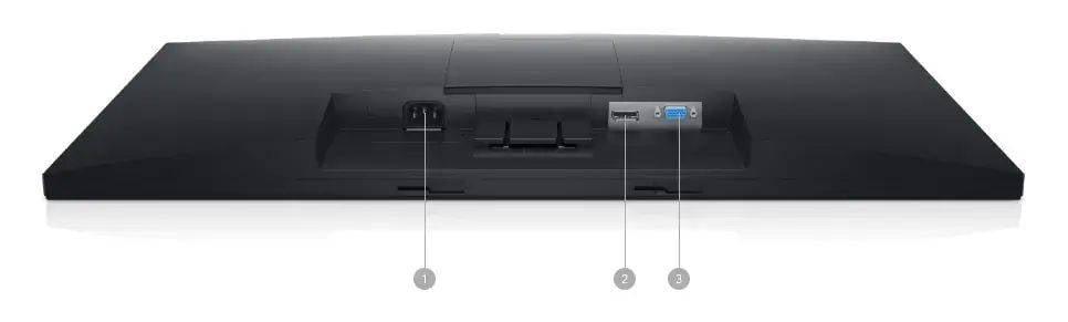 Dell 27 Monitor - E2720H e2720h monitor module 4