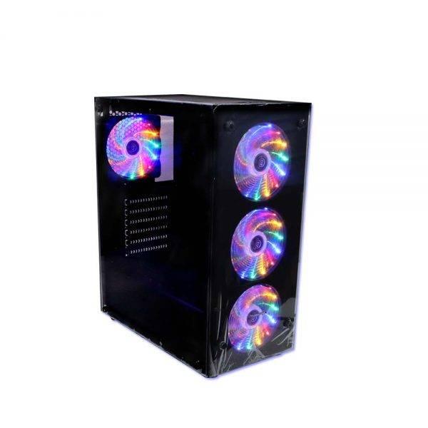 Thunderbolt TB-01 ATX Gaming Casing with RGB Fan