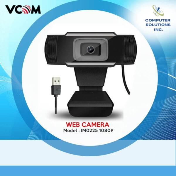 Vcom-web-cam IM0225-1080p