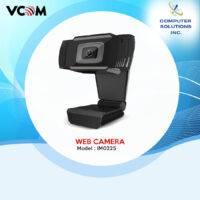 Vcom Webcam 720P Model: IM0225 (External MIC)