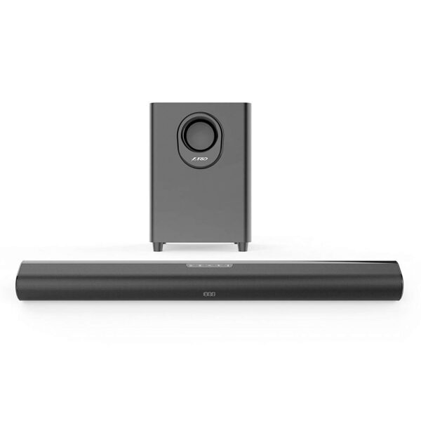 F&D HT-330 2.1 Bluetooth soundbar with Wired subwoofer 80W