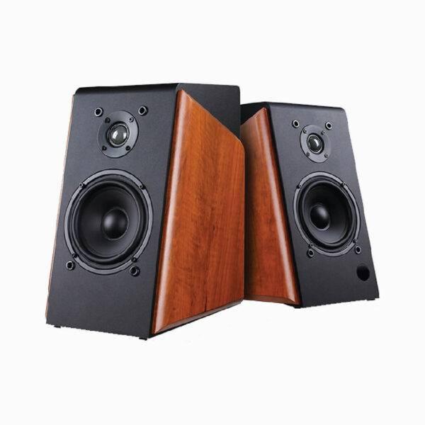 F&D R60BT 2.0 Bluetooth Multimedia Bookshelf Speaker Speaker R60BT img min
