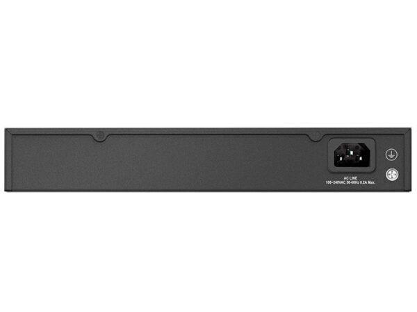 D-LINK DES-1024C 24-Port 10/100 Mbps Unmanaged Switch DES 1024C A1 back