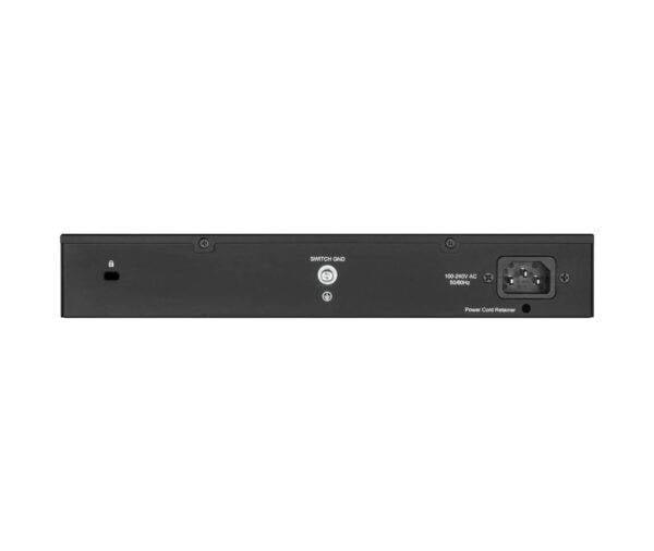 D-LINK DGS-1024C 24-Port Gigabit Unmanaged Switch DGS 1024C Back